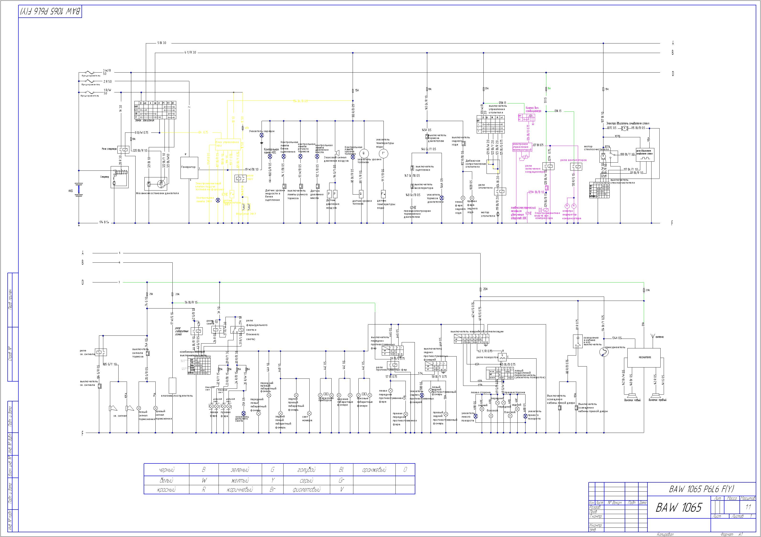 Baw Truck Tractor Forklift Manuals Pdf Marmon Wiring Diagrams Download