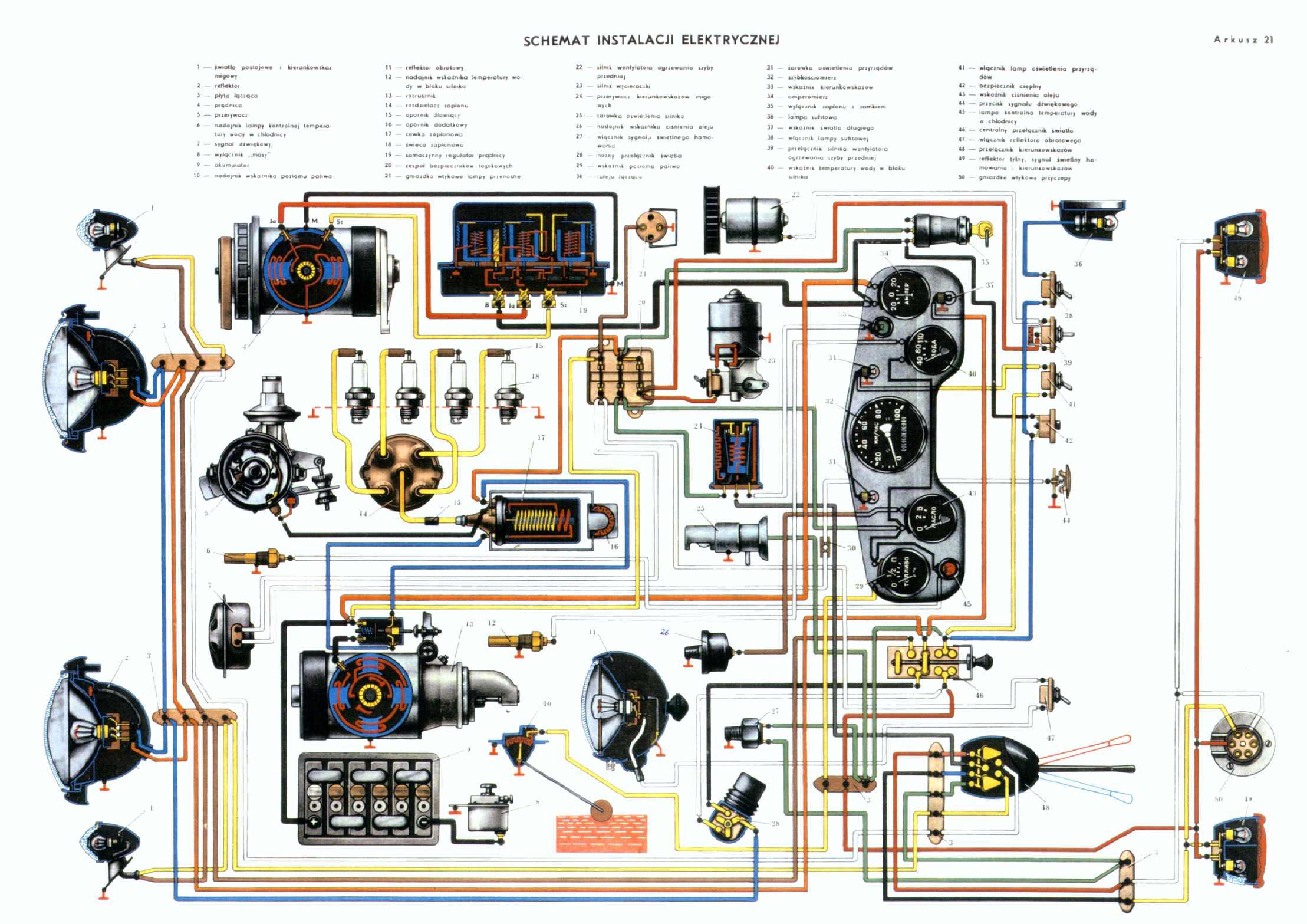 gaz truck manuals pdf amp wiring diagrams truck tractor